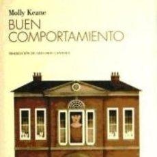 Libros: BUEN COMPORTAMIENTO. Lote 156985360
