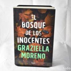 Libros: EL BOSQUE DE LOS INOCENTES - GRAZIELLA MORENO. Lote 158677897