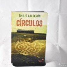 Libros: CÍRCULOS - EMILIO CALDERÓN. Lote 158677961