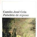 Libros: PABELLON DE REPOSO. Lote 159968021