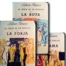Libros: LA FORJA DE UN REBELDE. I, II Y III. (COMPLETO EN 3 TOMOS). BAREA, ARTURO. Lote 160988710