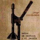 Libros: ENTRE LA CANTERA Y EL JARDÍN. Lote 161273562