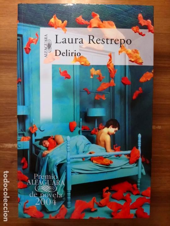 DELIRIO - RESTREPO, LAURA (Libros Nuevos - Narrativa - Literatura Española)