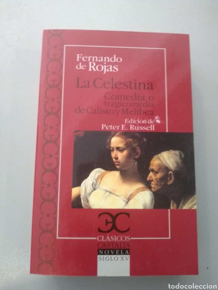 LA CELESTINA. CLÁSICOS CASTALIA. 9788497405966 (Libros Nuevos - Narrativa - Literatura Española)