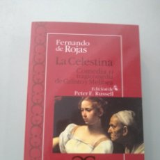 Libros: LA CELESTINA. CLÁSICOS CASTALIA. 9788497405966. Lote 168169361