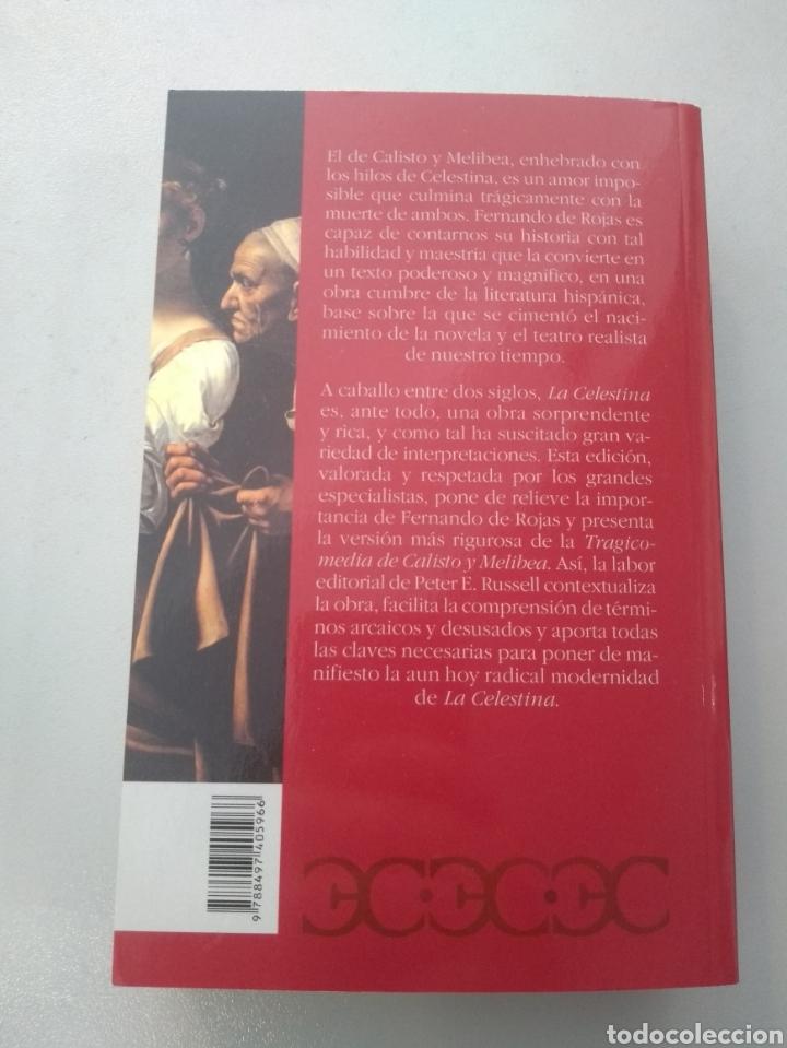 Libros: La Celestina. Clásicos Castalia. 9788497405966 - Foto 2 - 168169361