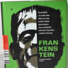 Libros: FRANKENSTEIN, EDITOR FERNANDO MARÍAS. Lote 168947480