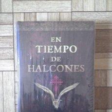 Libros: FRAN ZABALETA - EN TIEMPO DE HALCONES - PRECINTADO. Lote 171574474