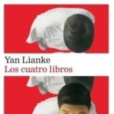 Libros: LOS CUATRO LIBROS. Lote 171931032