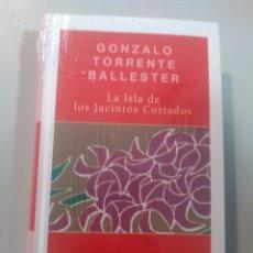 Libros: LA ISLA DE LOS JACINTOS CORTADOS. GONZALO TORRENTE BALLESTER. Lote 173081048