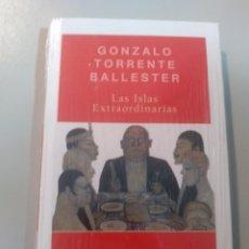 Libros: LAS ISLAS EXTRAORDINARIAS. GONZALO TORRENTE BALLESTER. Lote 173081570