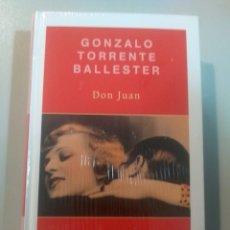 Libros: DON JUAN. GONZALO TORRENTE BALLESTER. Lote 173081825