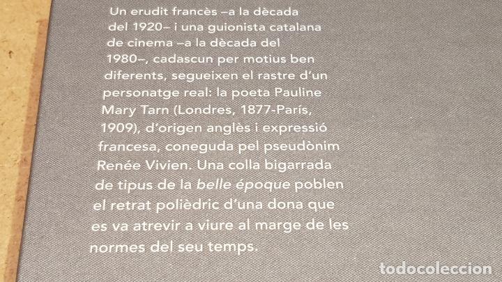 Libros: LA PASSIÓ SEGONS RENÉE VIVIEN / MARIA-MERCÈ MARÇAL / NARRATIVA CATALANA / 08 - Foto 2 - 173627420