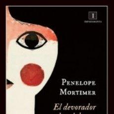 Libros: EL DEVORADOR DE CALABAZAS. Lote 174389287