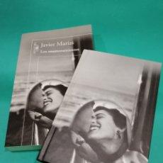 Libros: LOS ENAMORAMIENTOS EDICIÓN LIMITADA CON LIBRETA DE TAPAS DURAS. JAVIER MARÍAS. Lote 175312748