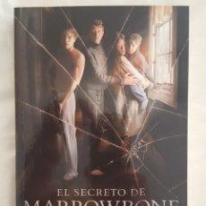 Libros: LIBRO / EL SECRETO DE MARROWBONE / SERGIO G. SANCHEZ 2017. Lote 179185551