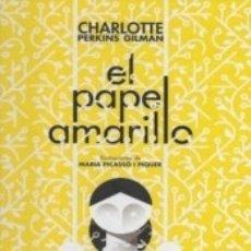 Libros: EL PAPEL AMARILLO / THE YELLOW WALLPEPR. Lote 179244828