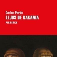 Libros: LEJOS DE KAKANIA. Lote 180099008