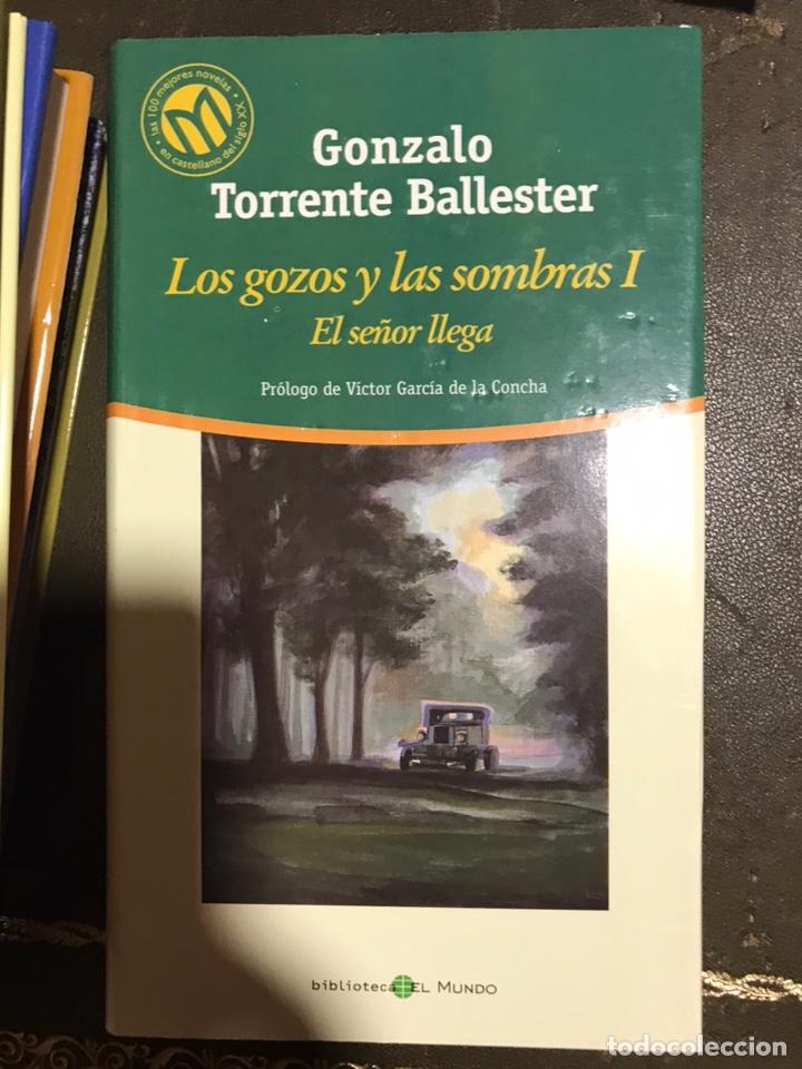 Libros: Los gozos y las sombras 3 volúmenes. Gonzalo Torrente Ballester. - Foto 2 - 182703051