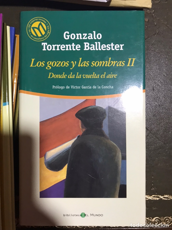 Libros: Los gozos y las sombras 3 volúmenes. Gonzalo Torrente Ballester. - Foto 3 - 182703051