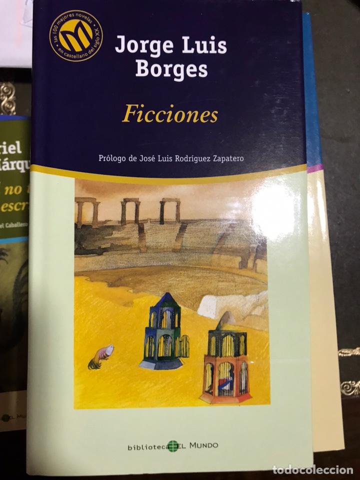 FICCIONES. JORGE LUIS BORGES (Libros Nuevos - Narrativa - Literatura Española)