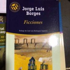 Libros: FICCIONES. JORGE LUIS BORGES. Lote 182704760