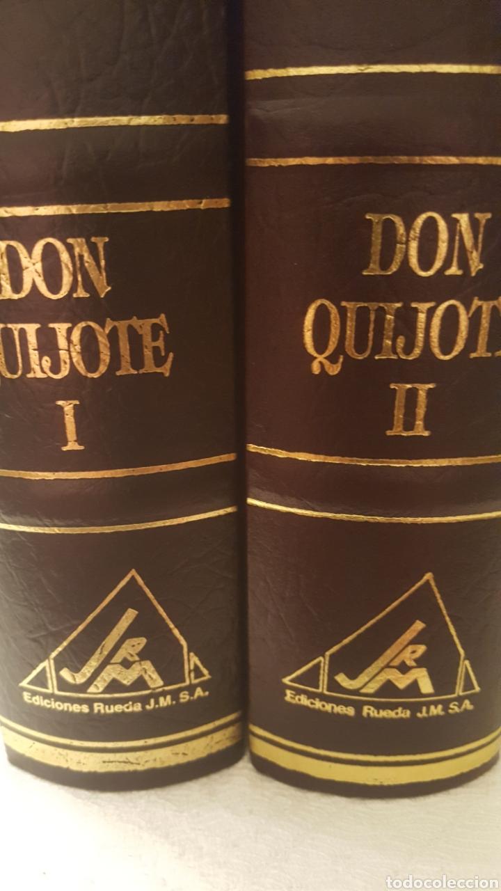 Libros: Don Quijote - Foto 2 - 182794150