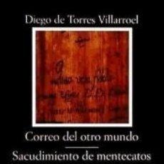 Libros: CORREO DEL OTRO MUNDO; SACUDIMIENTO DE MENTECATOS. Lote 182976220