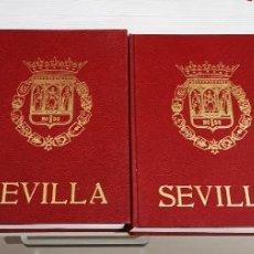 Libros: LA HISTORIA DE SEVILLA (4 EXTRAORDINARIOS TOMOS). Lote 183209816