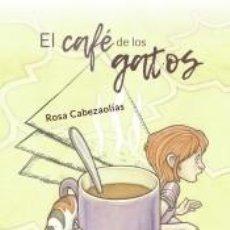 Libros: EL CAFÉ DE LOS GATOS. Lote 185982383