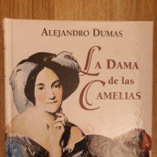 Libros: ALEJANDRO DUMAS LA DAMA DE LAS CAMELIAS. Lote 186247416