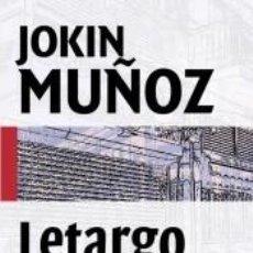 Libros: LETARGO. Lote 186386833