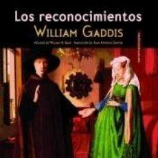 Libros: LOS RECONOCIMIENTOS. Lote 186393545