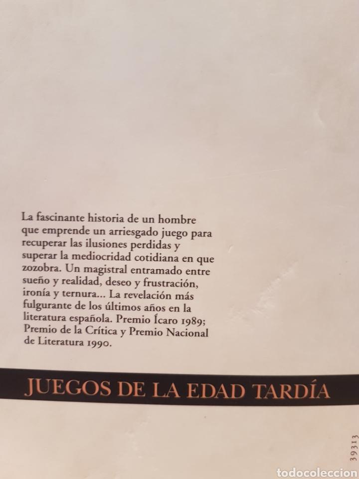 Libros: Juegos de la edad tardía, de Luis Landero - Foto 2 - 191366590