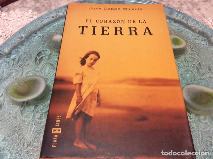 EL CORAZÓN DE LA TIERRA (Libros Nuevos - Narrativa - Literatura Española)