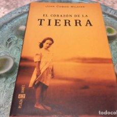 Libros: EL CORAZÓN DE LA TIERRA. Lote 191402493