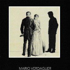 Libros: EL MARIDO, LA MUJER Y LA SOMBRA (MARIO VERDAGUER) CALAMBUR 2019. Lote 191487395