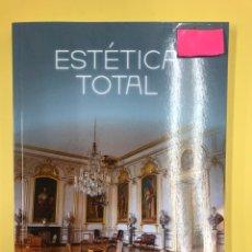 Libros: ESTETICA TOTAL - S. GONZALEZ-VARAS IBAÑEZ - LC EDITORES 1ª EDICION 2018. Lote 191715285