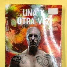 Libros: UNA Y OTRA VEZ - ISMAEL GALLAR CABALLERO - LC EDITORES 1ª EDICION 2018. Lote 191719842