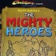 Libros: RALPH BAKSHIS THE MIGHTY HEROES DECLASSIFIED. Lote 191777736