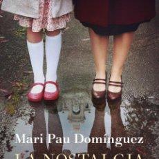 Libros: LA NOSTALGIA DEL LIMONERO. MARI PAU DOMINGUEZ. Lote 194083918