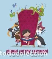 ¡SHHH! ¡ESTOY LEYENDO! (Libros Nuevos - Narrativa - Literatura Española)
