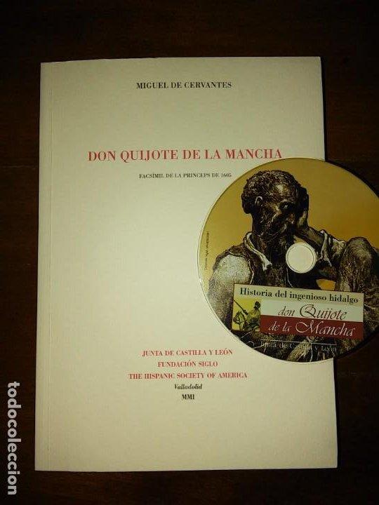 MIGUEL DE CERVANTES-DON QUIJOTE DE LA MANCHA (Libros Nuevos - Narrativa - Literatura Española)