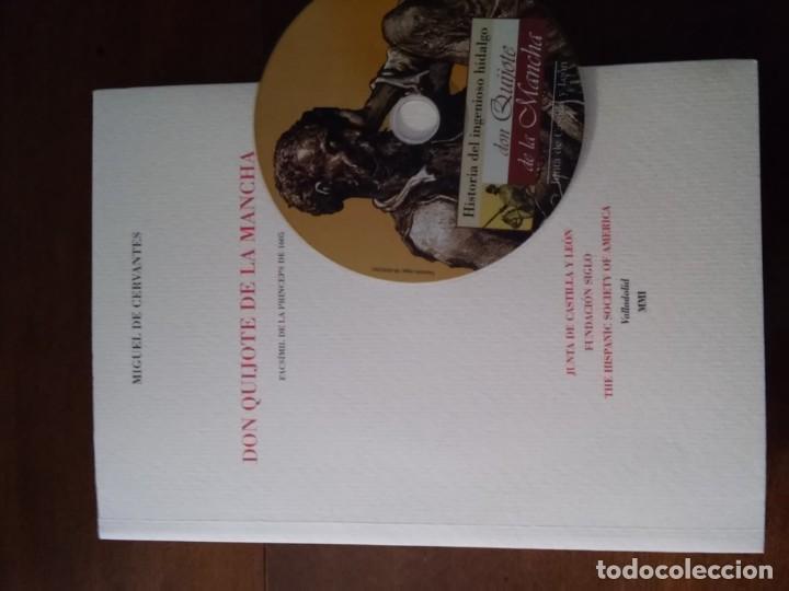 Libros: MIGUEL DE CERVANTES-DON QUIJOTE DE LA MANCHA - Foto 2 - 194179441