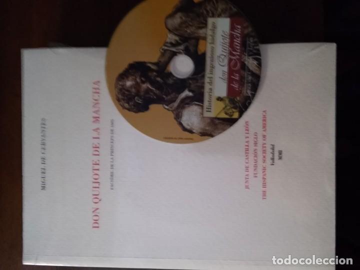 Libros: MIGUEL DE CERVANTES-DON QUIJOTE DE LA MANCHA - Foto 3 - 194179441