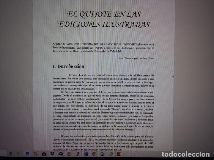 Libros: MIGUEL DE CERVANTES-DON QUIJOTE DE LA MANCHA - Foto 4 - 194179441