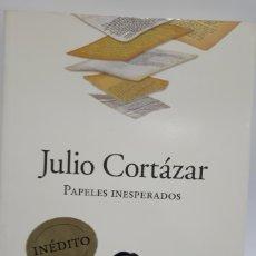 Libros: PAPELES INESPERADOS DE JULIO CORTÁZAR. INÉDITO. Lote 194537547