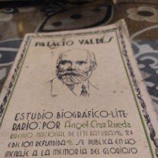 Libros: ESTUDIÓ BIOGRAFÍCO LITERARIO. Lote 194641991