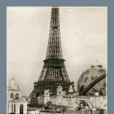 Libros: AL PIE DE LA TORRE EIFFEL. Lote 194758797