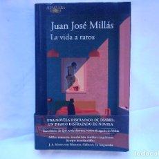 Libros: LA VIDA A RATOS - JUAN JOSE MILLAS - ALFAGUARA - NUEVO. Lote 194767935